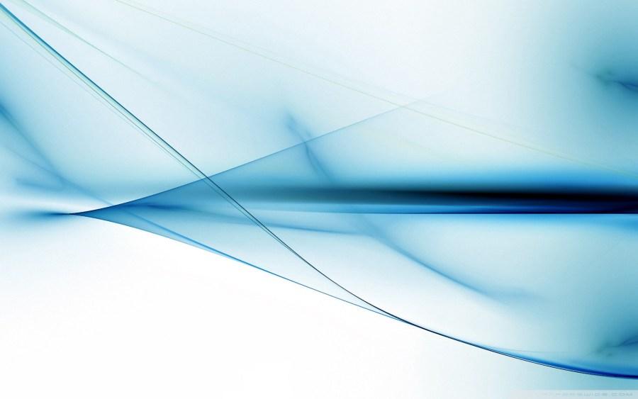 Art White And Blue Fullscreen High Definition Wallpaper Desktop
