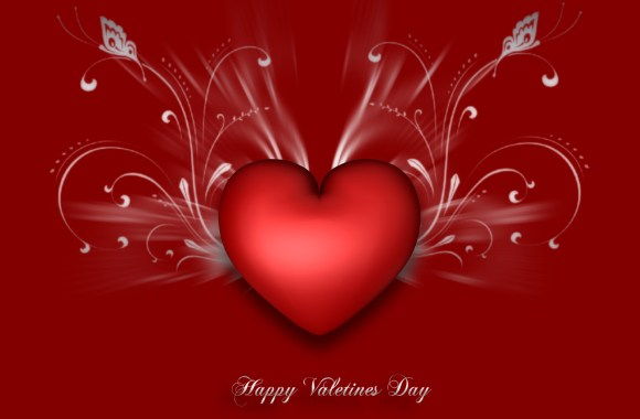 Happy Valentines Day Love HD Wallpaper Image Free Download