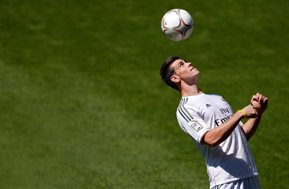 Garath Bale Real Madrid wallpaper