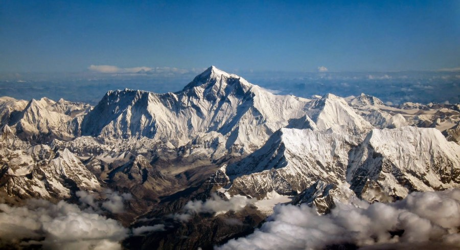 Mount Everest Photo 2014 Wallpaper