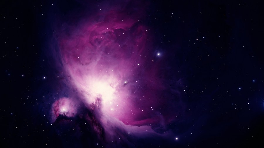 Purple Nebula