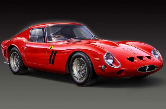 Ferrari 250 GTO HD Wallpaper