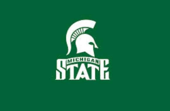 Michigan State Football Logo HD Wallpaper