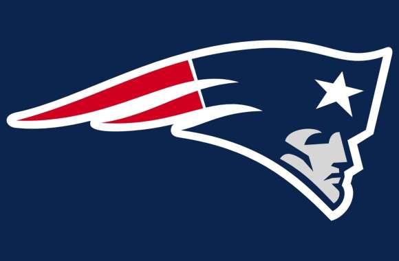 New England Patriots Logo HD Wallpaper