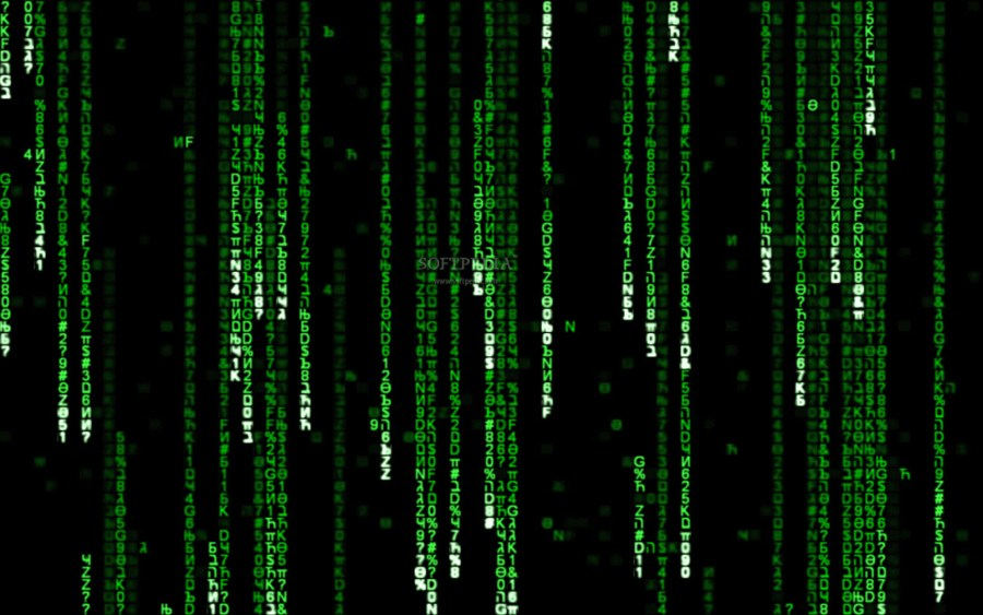 Matrix Computer Screen HD Wallpaper