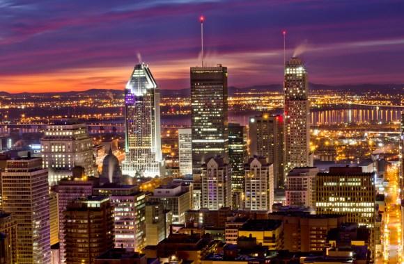 Montreal Canada HD Wallpaper