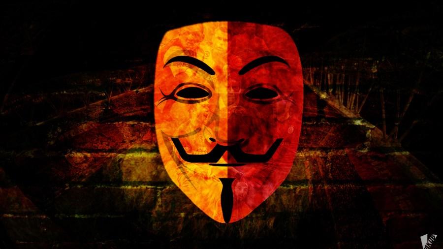 galatasaray anonymous mask