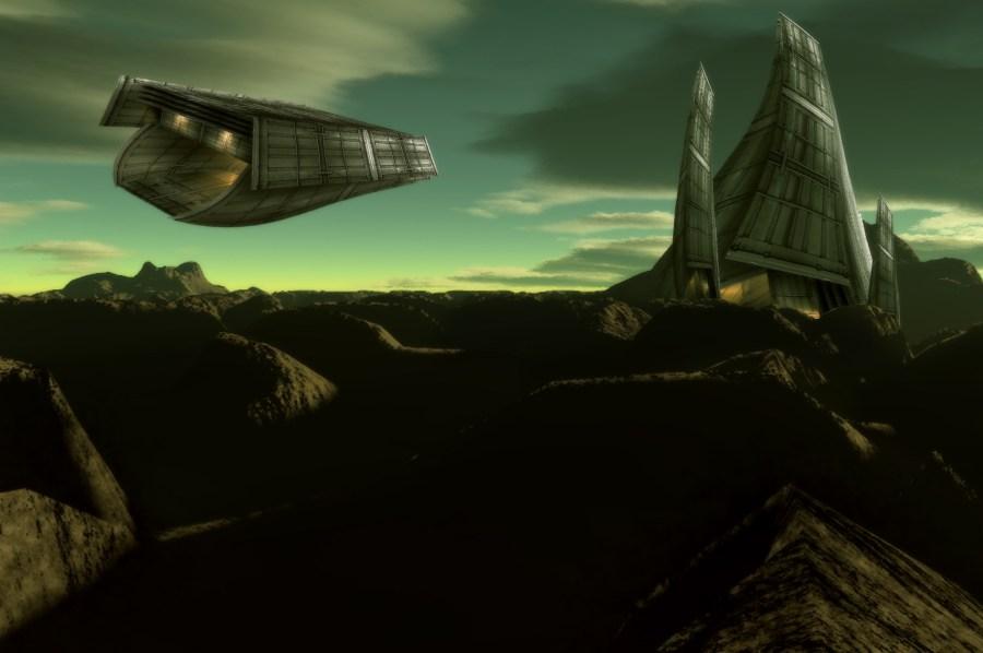 Alien Outpost Movie HD Wallpaper by Wallsev.com