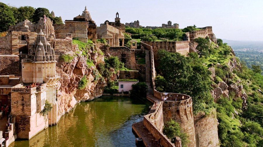 Chittogarh Fort HD Wallpaper by Wallsev.com