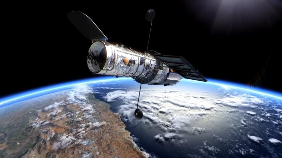 NASA Hubble Telescope HD Wallpaper