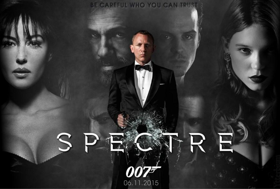 Spectre Movie HD Wallpaper by Wallsev.com