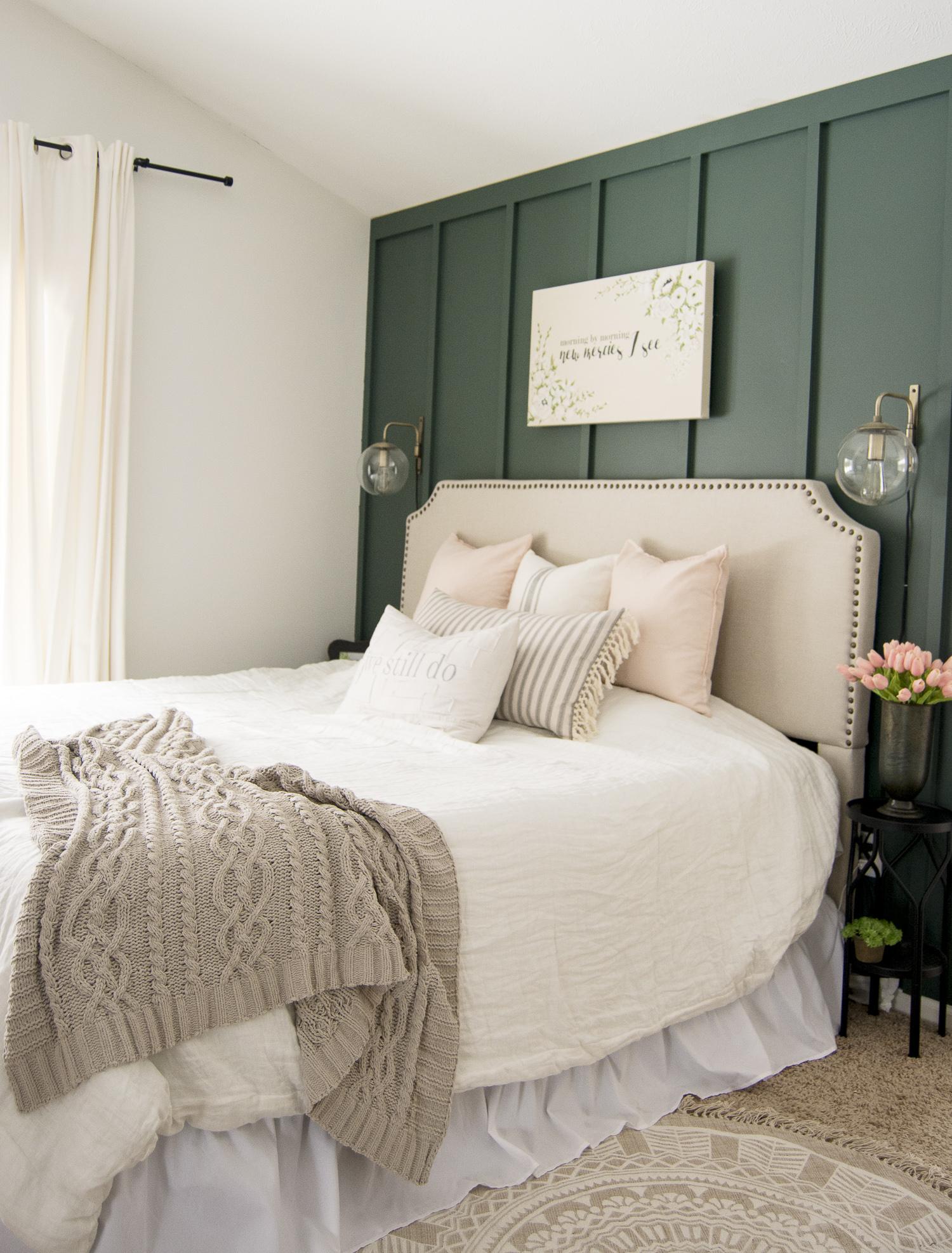 4 tips for a nonfrilly master bedroom  walls of wonderland