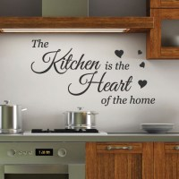 Kitchen Wall Art Decals Quotes | Like Success