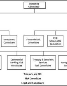 Organization chart for jpmorgan   risk legal and compliance also here the flow how we lost billion rh wallstreetonparade