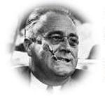 Franklin D. Roosevelt, President During the Great Depression