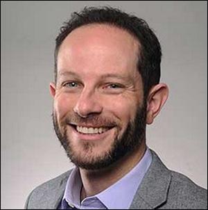 Politico Reporter, Ken Vogel