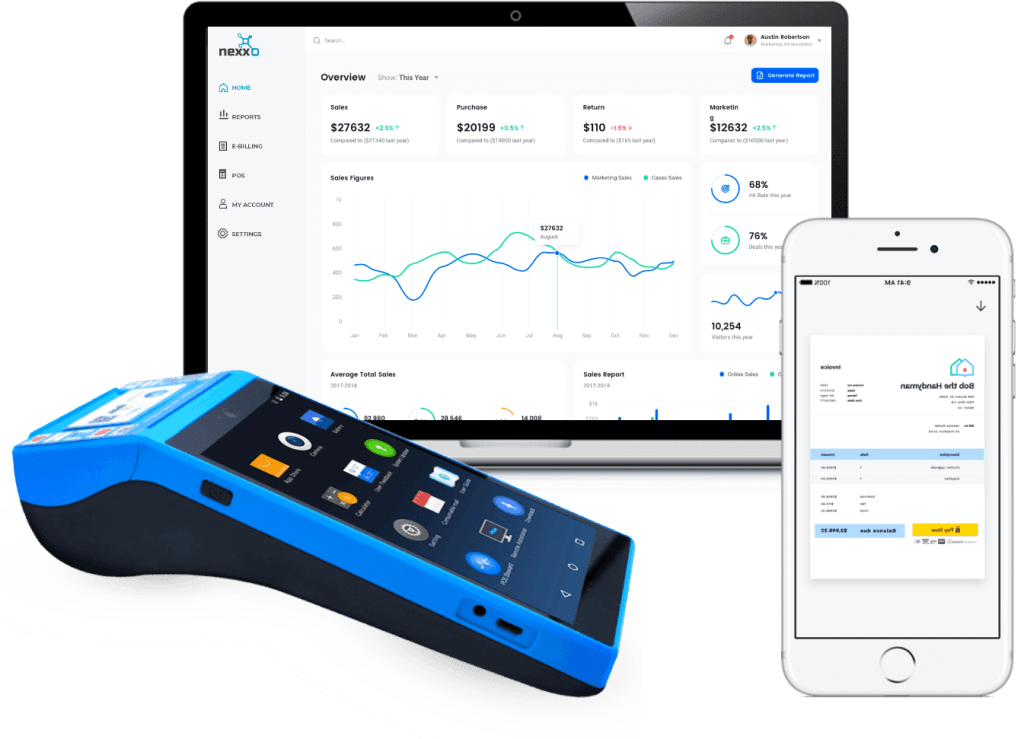 qpay pos- WallStreet International