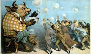 When Bubbles Pop, Only the First Sellers Escape Being Bagholders – Charles Hugh Smith (02/24/2020)
