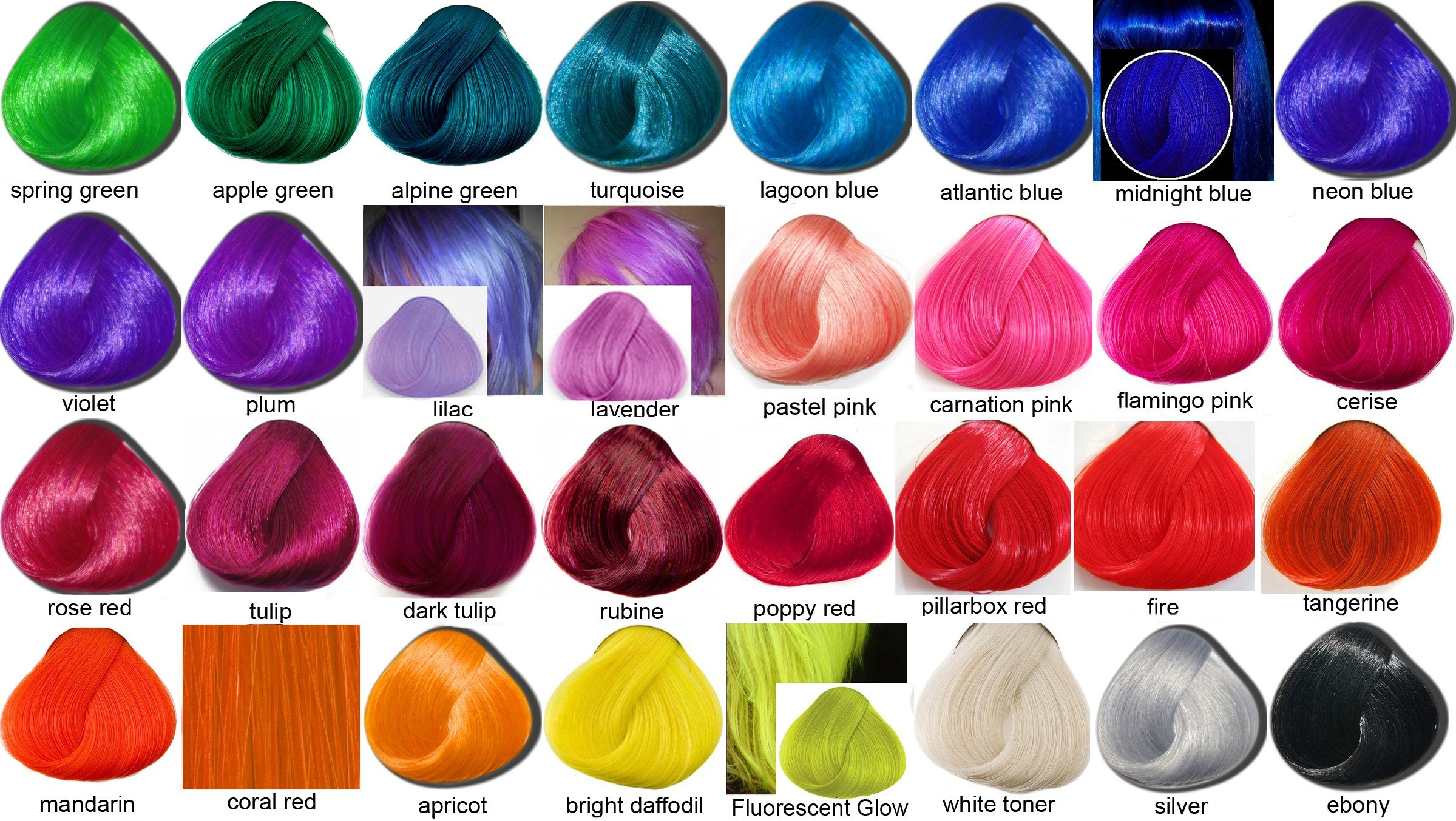 New Temporary Pastel Hair Dye Crazy Colour Vs La Riche Ideas With Pictures