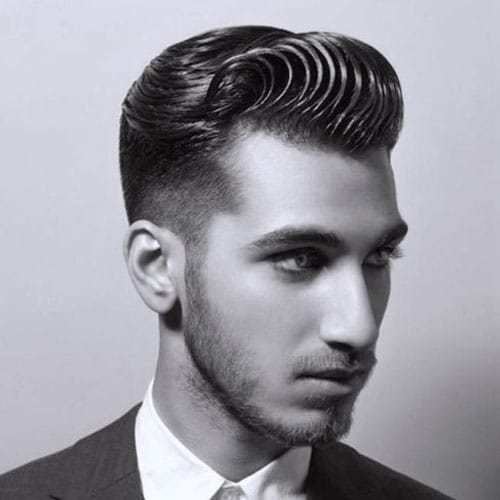 New 1950S Hairstyles For Men Men S Hairstyles Haircuts 2019 Ideas With Pictures