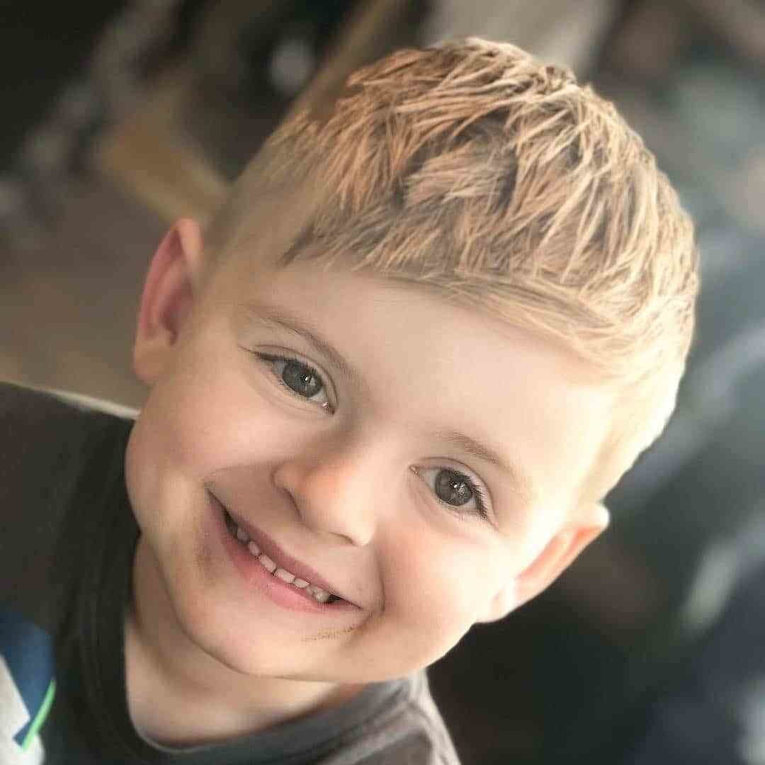 New Toddler Boy Haircuts Ideas With Pictures