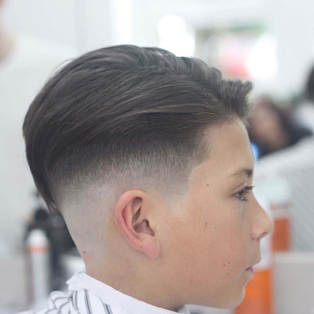 New Boys Fade Haircuts Ideas With Pictures