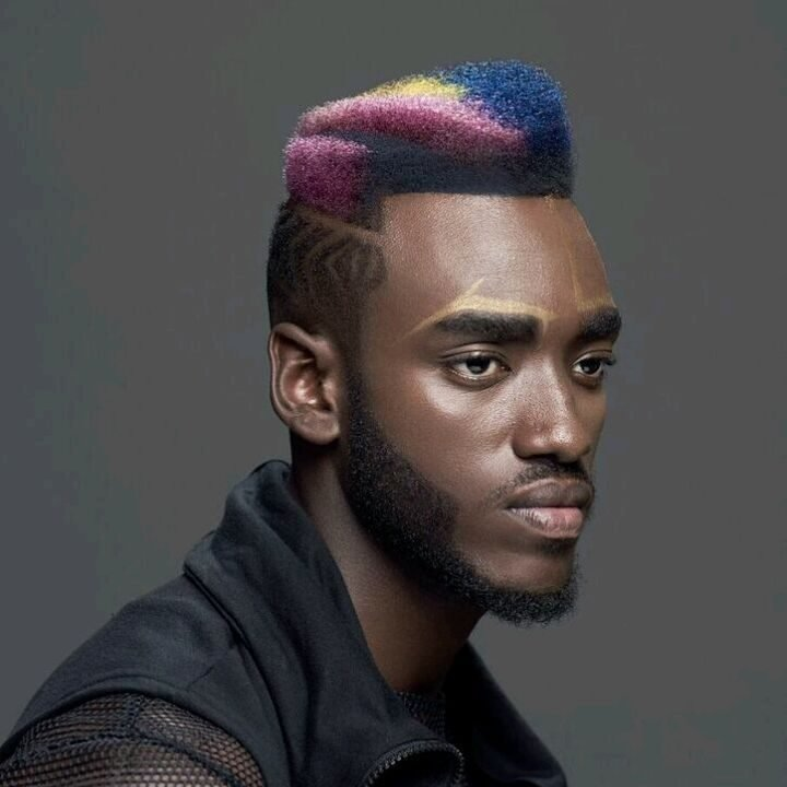 New Cool Haircuts For Black Men Ideas With Pictures