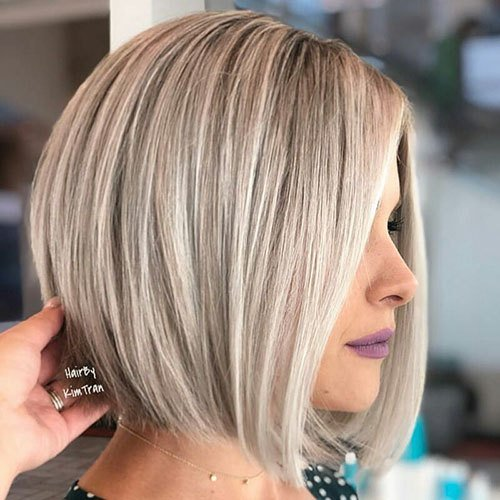 New 50 Blonde Bob Hairstyles 2018 – 2019 Bob Hairstyles Ideas With Pictures