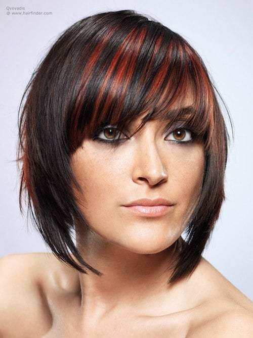 New 55 Hairstyles With Bangs And Fringes To Inspire Your Next Ideas With Pictures