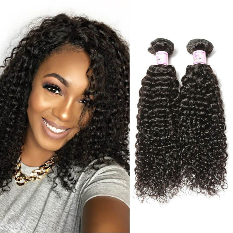 New Beautyforever Premium Brazilian Curly Hair Weaves 4Bundles Ideas With Pictures