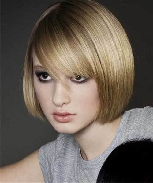 New Short Hairstyles For Thin Straight Hair Ideas With Pictures