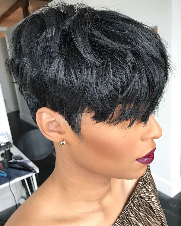 New 50 Best Short Haircuts For Black Women 2019 Ideas With Pictures