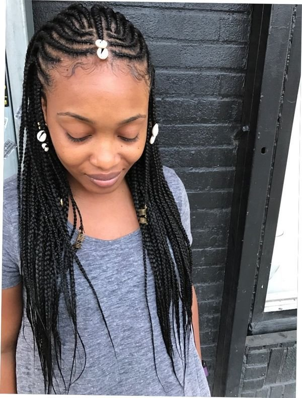 New 47 Of The Most Inspired Cornrow Hairstyles For 2019 Ideas With Pictures