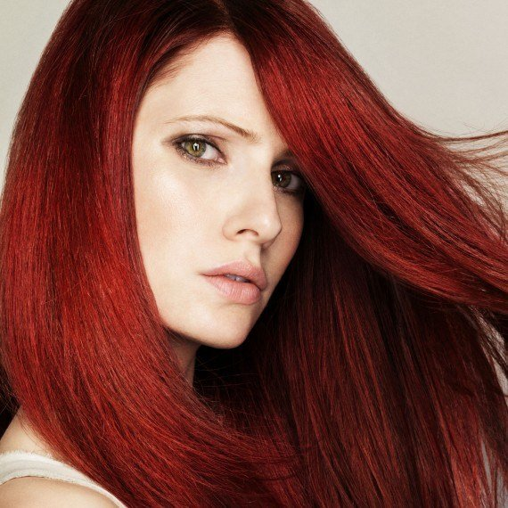 New Red Hot Hairstyles For 2015 Ideas With Pictures