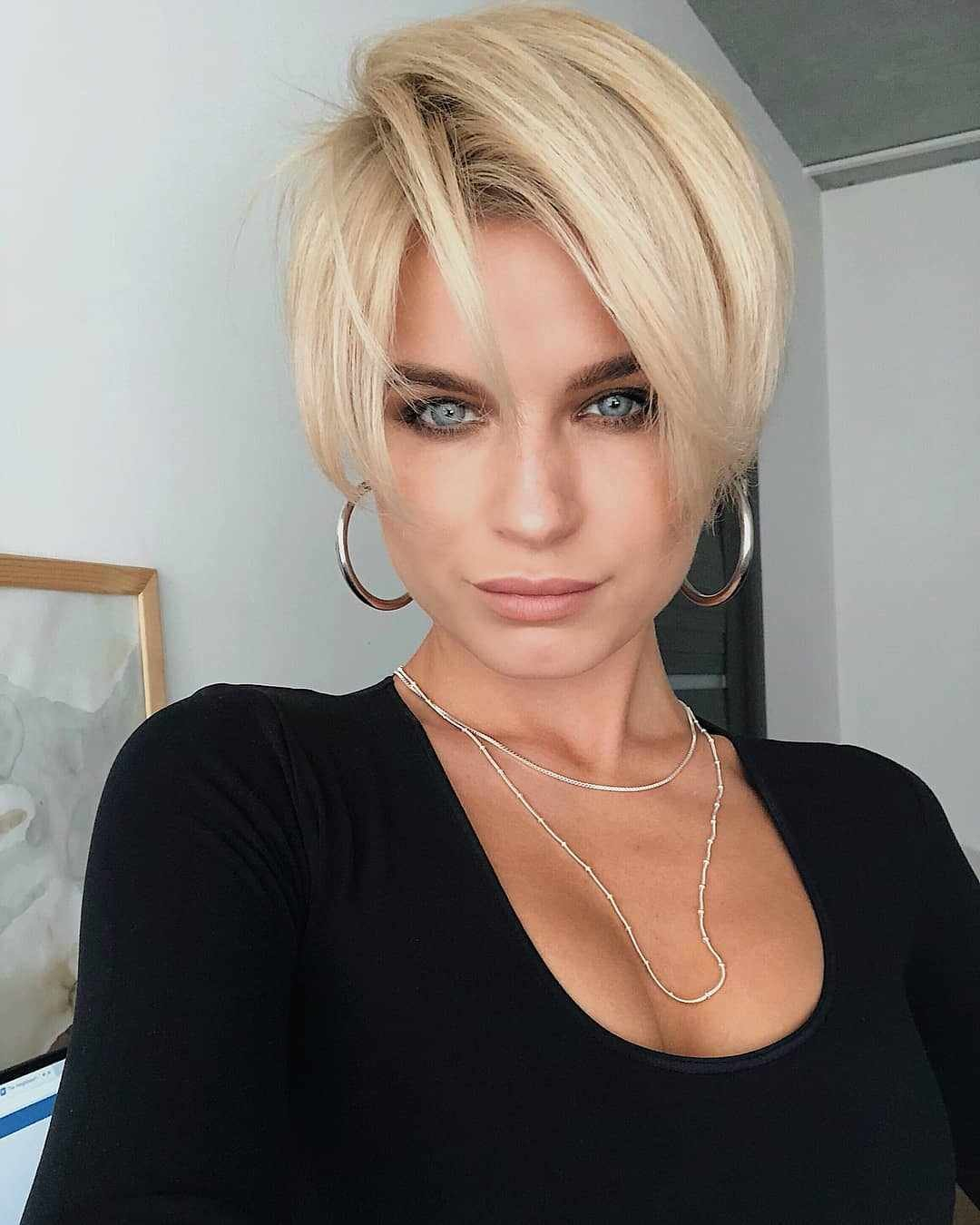 New Latest Trendy Short Haircuts 2019 » Hairstyle Samples Ideas With Pictures