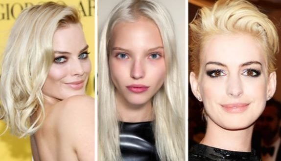 New Best Hair Colors For Cool Skin Tones Red Blonde Chart Ideas With Pictures