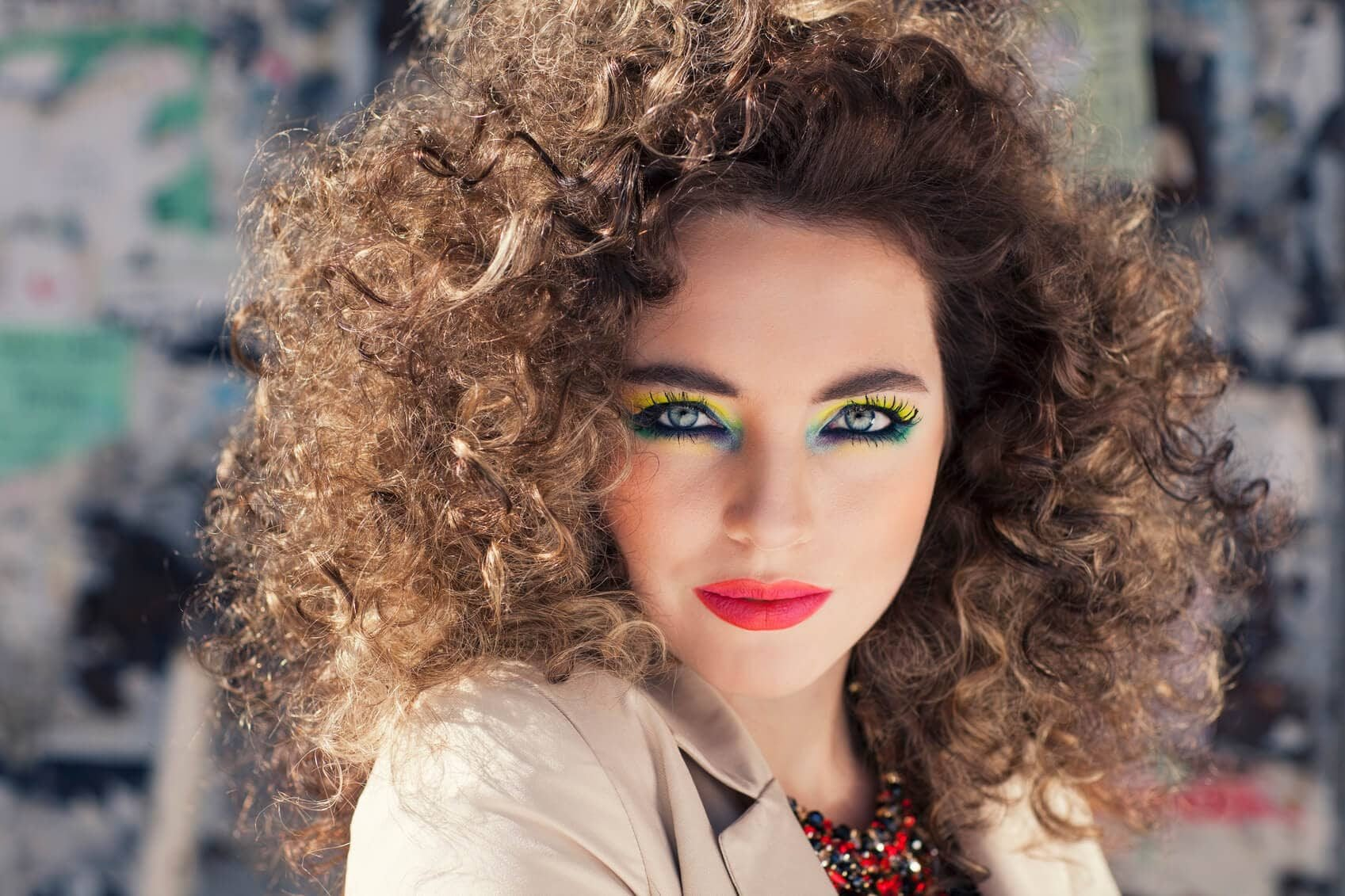 New 1980S Hairstyles 4 Totally Tubular Ideas For Halloween Ideas With Pictures