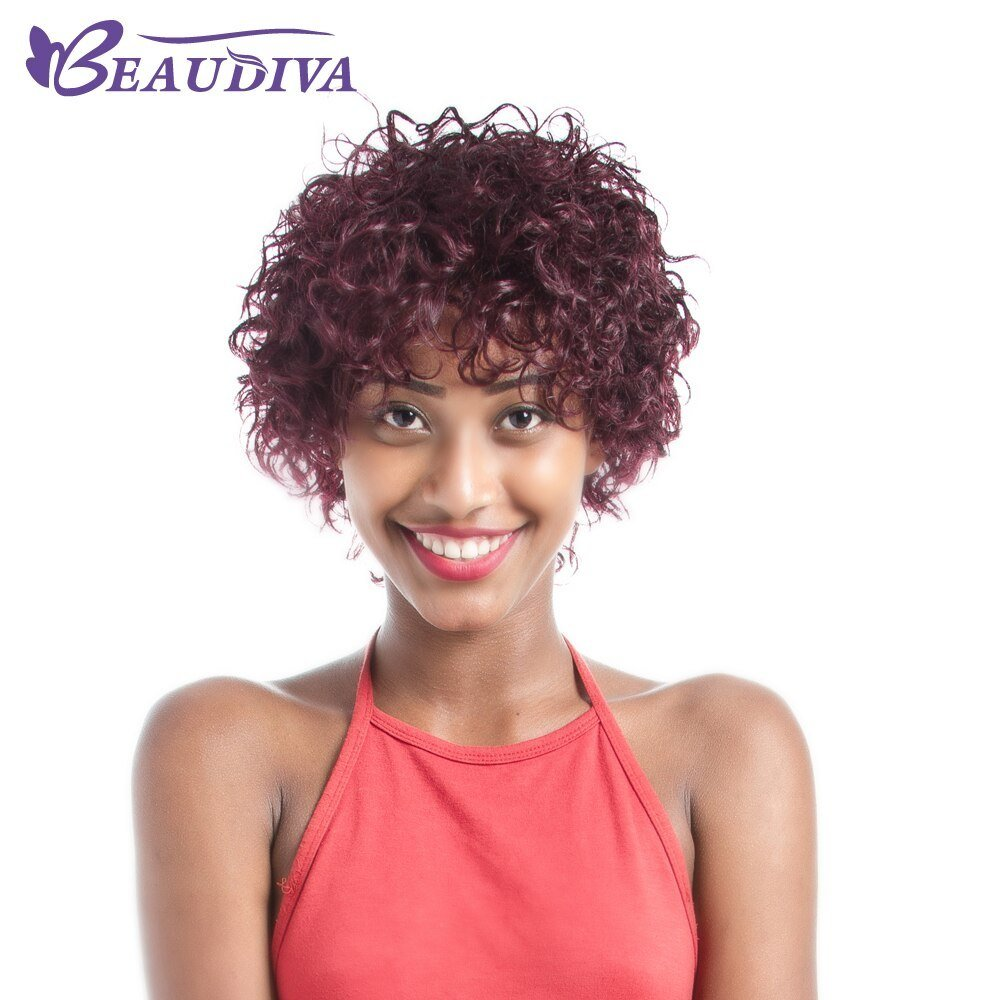 New Beaudiva Brazilian Hair Kinly Curly Human Hair Wigs 950 Ideas With Pictures