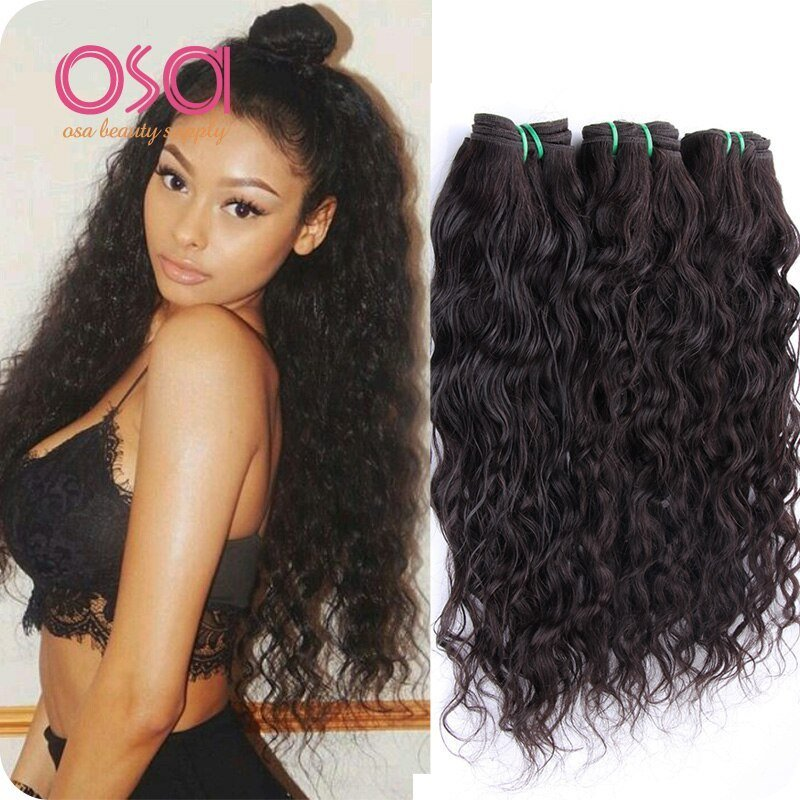 New 3 Bundles Brazilian V*Rg*N Hair Water Wave V*Rg*N Hair Wet Ideas With Pictures
