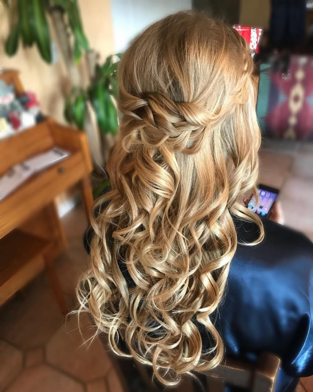 New 27 Gorgeous Wedding Hairstyles For Long Hair In 2019 Ideas With Pictures