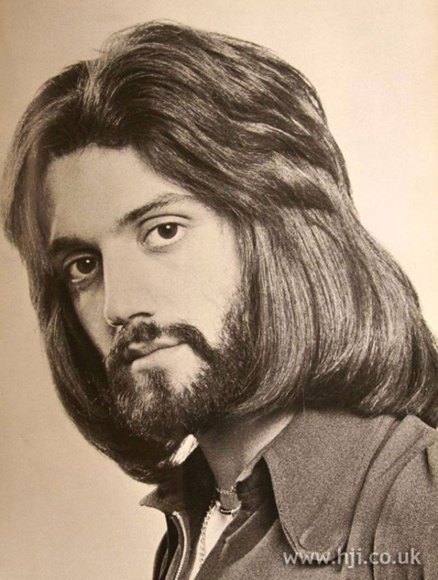 New 1970S The Most Romantic Period Of Men S Hairstyles Ideas With Pictures