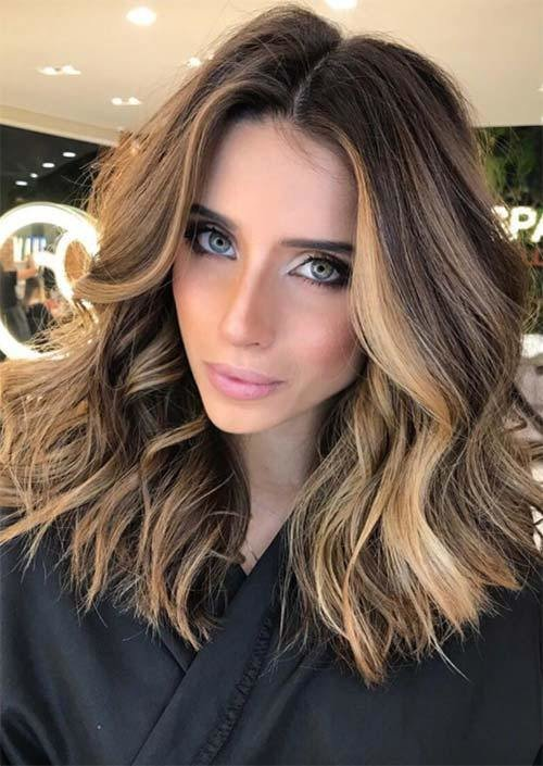 New 51 Medium Hairstyles Shoulder Length Haircuts For Women Ideas With Pictures
