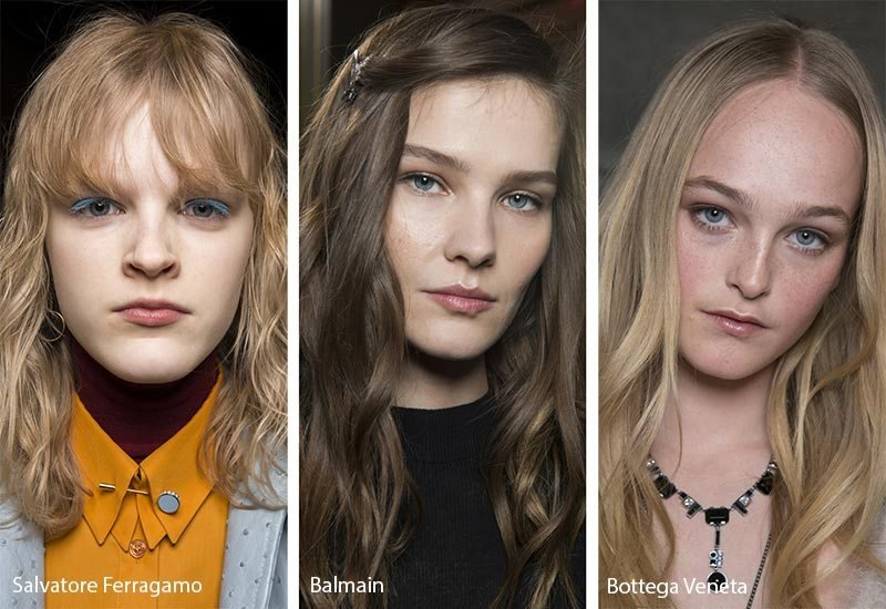 New Fall Winter 2018 2019 Hairstyle Trends Fall 2018 Runway Ideas With Pictures