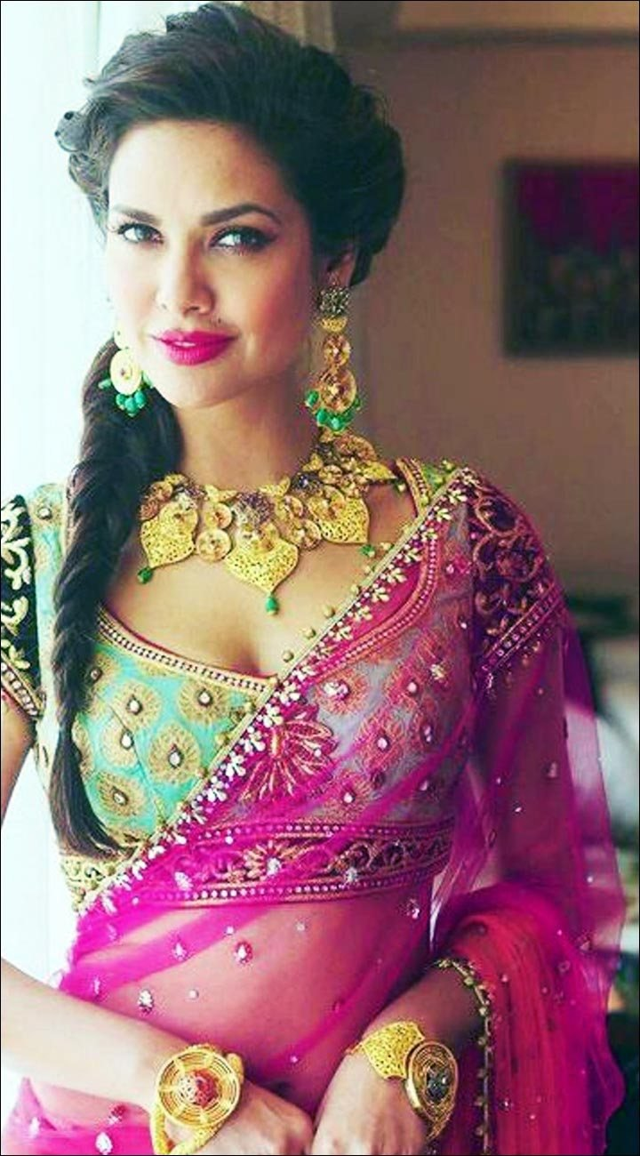 New Hindu Bridal Hairstyles 14 Safe Hairdos For The Modern Day Bride Ideas With Pictures