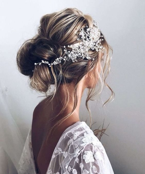 New 16 Wedding Hairstyles 2019 Ideas – The Woman Magazine Ideas With Pictures