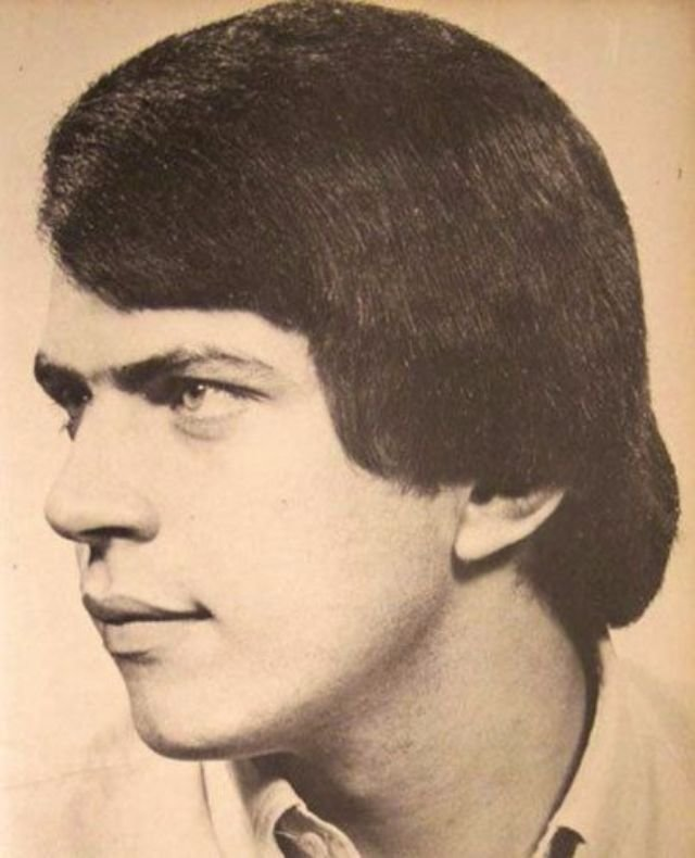 New I Was A Male Hair Model In The 1970S Photos Flashbak Ideas With Pictures