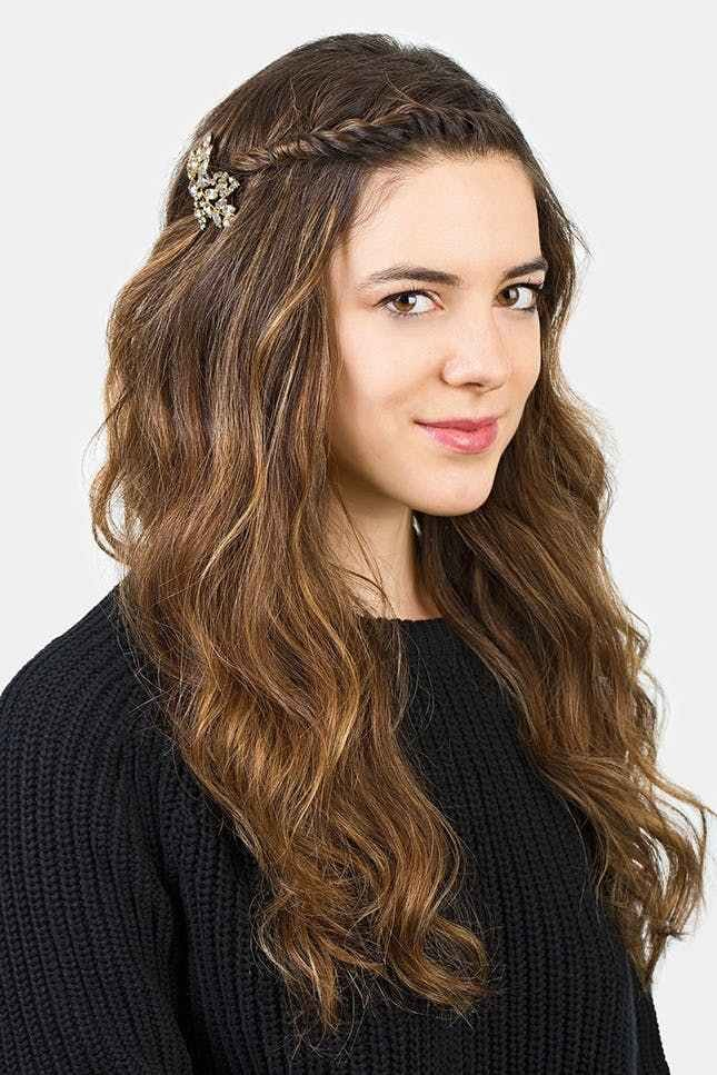 New The 10 Best 5 Minute Hairstyles That Keep Hair Out Of Your Ideas With Pictures