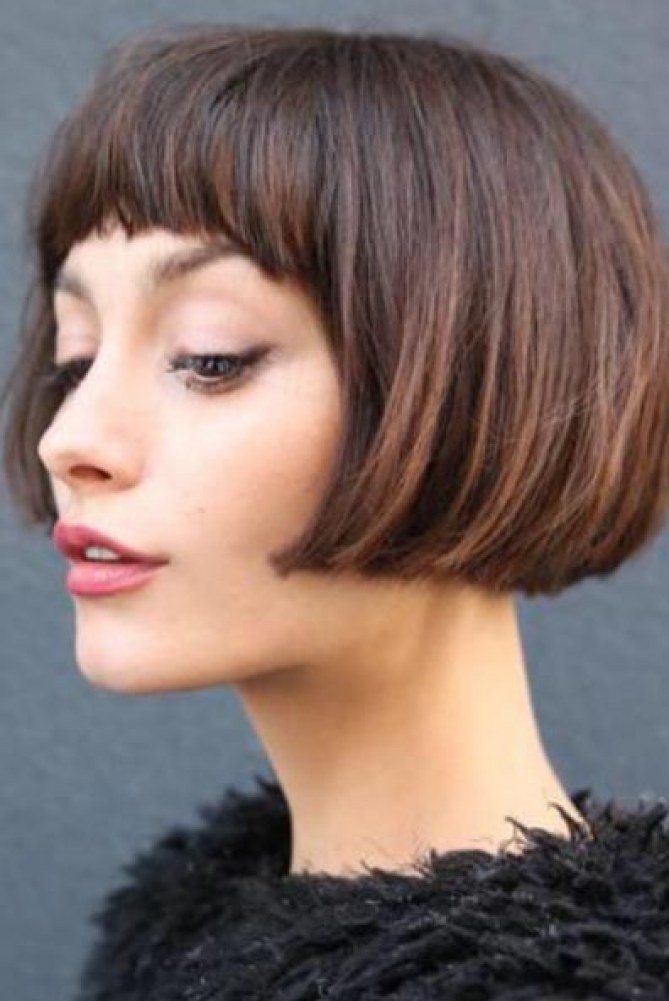 New French Bobs Are The Très Chic Hair Trend Of 2017 Ideas With Pictures