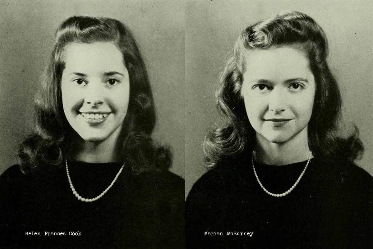New 1940S College Girl Hairstyles Glamour Daze Ideas With Pictures