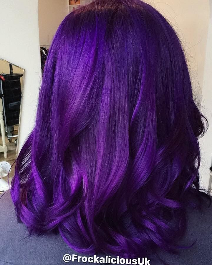New Best 25 Bright Purple Hair Ideas On Pinterest Bright Ideas With Pictures